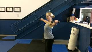 p90x weighted circle