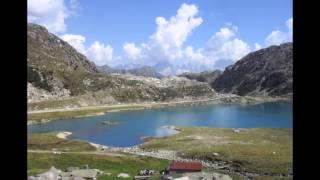 I laghi di Cornisello e il Rifugio Segantini
