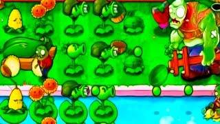 Игра - Растения Против Зомби - смотреть прохождение от Flavios #39