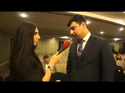 11.İpekyolu Yılın Altın Adamları Ödül Töreni- Sayın Anar Mammadov