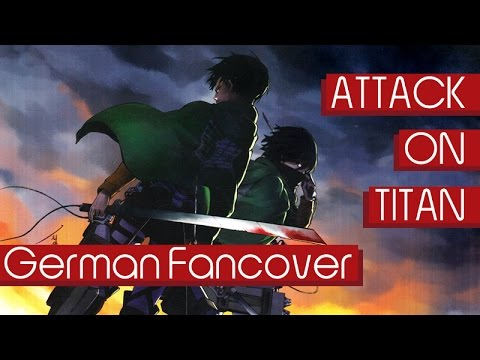 Shingeki no Kyojin - The Reluctant Heroes [German Fancover]