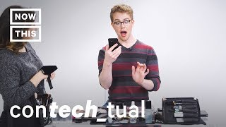 Facial Recognition: Can Face ID Be Fooled?   ConTECHtual (Episode 3)   NowThis