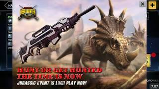 Супер пушка против Динозавров DINO HUNTER DEADLY SHORES 87