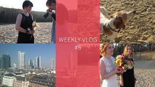 WEEKLY VLOG 6 BRAUT SHOOTING UND MY FASHIONARY I Advance Your Style