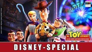 A Toy Story: Alles hört auf KEIN Kommando - Disney-Special I Michael Herbig I Sonja Gerhardt