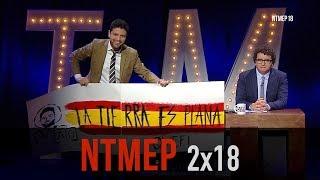 No Te Metas En Política 2x18 | ¡SALUD Y REPÚBLICA! thumbnail