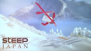 STEEP | Japanin parkit vol1! (Suomi)
