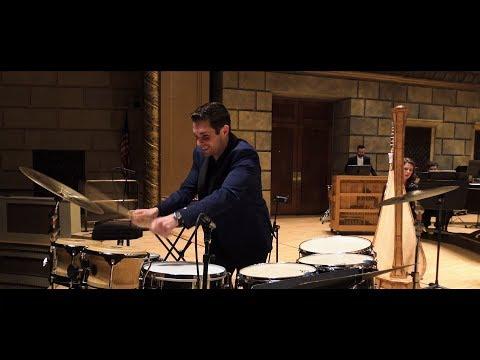 Percussion Concerto by Jennifer Higdon - Cameron Leach