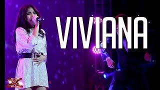Viviana y su voz encantadora Dedicatorias Factor X Bolivia 2018