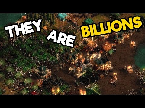 They Are Billions Gameplay #8 - Time to Get Aggressive with Units!