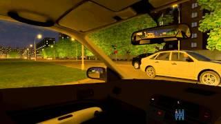 Honda Civic Type-R 1997 mini-test drive - City Car Driving 1.3.3.