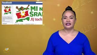 Het 10 Minuten Jeugd Journaal 27 februari 2020(Suriname / South-America)