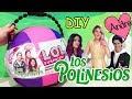 LOL Big Surprise Pintada de Los Polinesios y Musas con Challenge | Reto Polinesio Juguetes con Andre