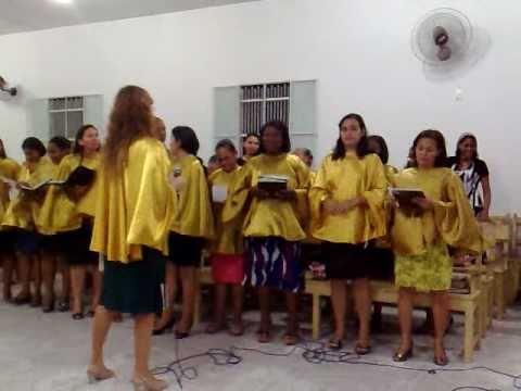 """Milhares de Mulheres - Grupo de Senhoras """"Harmonia Celeste"""" Entre Rios - Ba"""