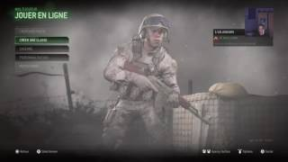 [FR] [PS4] [MWR] Moderne warfare Gameplay Multijoueur MG en ligne #4