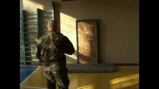 Система Боя Спецназа ГРУ часть 9 Метание оружия.(Международный центр русского рукопашного боя