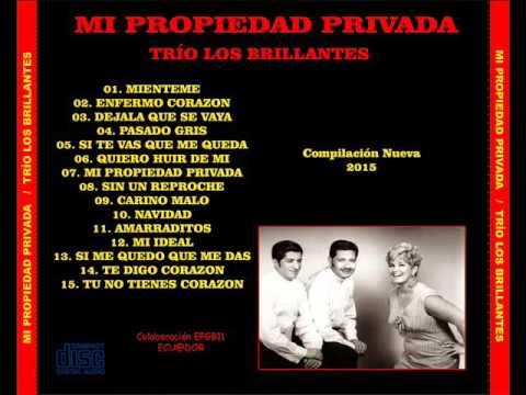 Trio  Los  Brillantes  -  Las  Cosas  Que  Me  Alejan  De  Ti