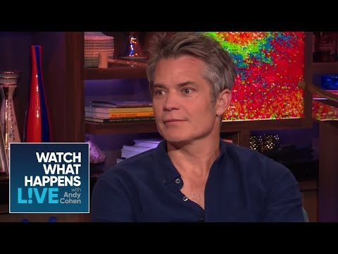 Why Timothy Olyphant Turned Down 'The Fast And The Furious'  WWHL