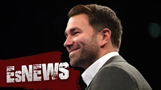 ((MUST SEE)) Eddie Hearn: Joshua vs Wilder 2018 Confirmed EsNews Boxing