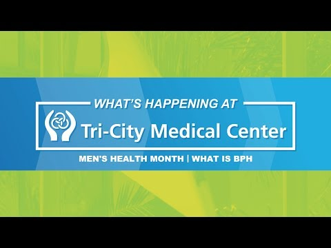 Men's Health Month - Seg. 2 - What's Happening at Tri-City Medical Center