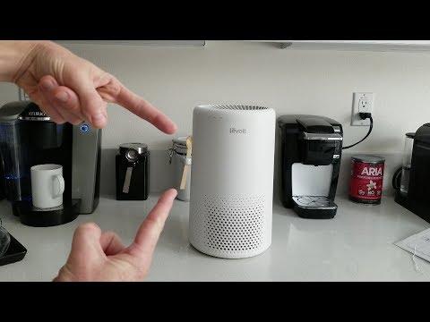 LEVOIT Vista 200 AIR PURIFIER Clean Air For Your Home!