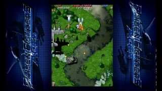 Raiden Fighters 2 Operation Hell Dive Raiden Fighters Aces Xbox 360 720P gameplay