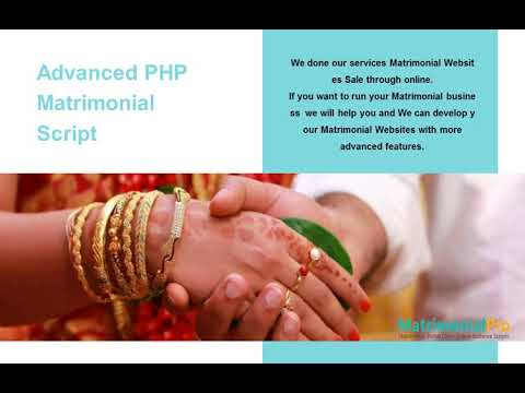Create Matrimonial Website for Your Business