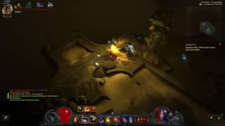 Куриный уровень в Diablo 3