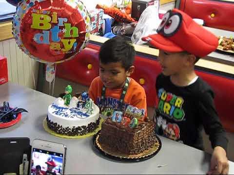 Two Birthdays One Celebration In San Diego California