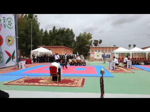 kung fu giao long vo dao youssoufia || Ashbal youssoufia ||marwa enhaili