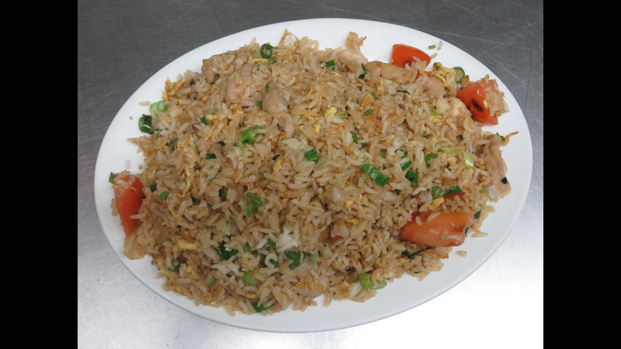 Hakka fried rice chinese restaurant recipe youtube forumfinder Choice Image