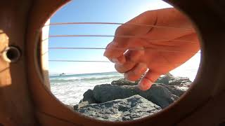 (Extreme) More than words - Sungha Jung (camera inside the guitar)