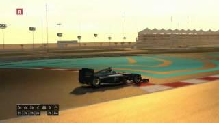 F1 2010 Bumpy ride