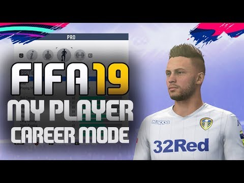 FIFA 19 My Player Career Mode Preview - Gameplay & New Features!!