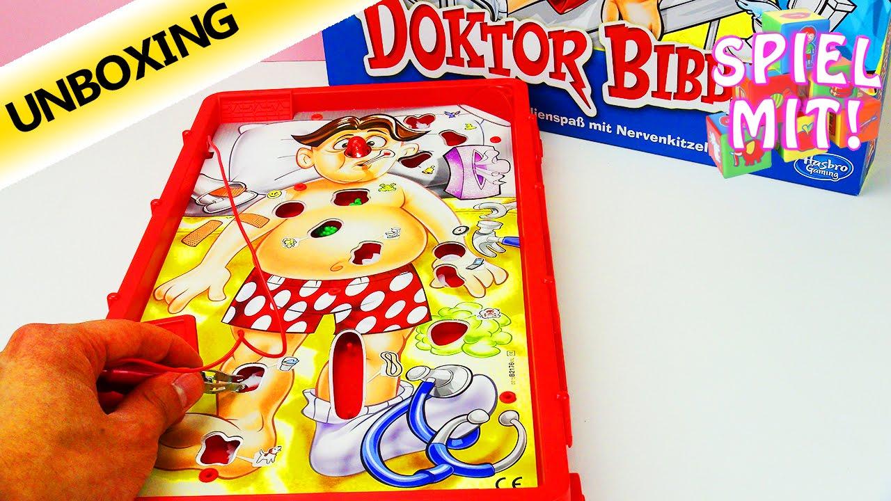 Dr. Bibber Spiel