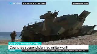 US-SOUTH KOREA DRILL: Interview with Graham Ong-Webb
