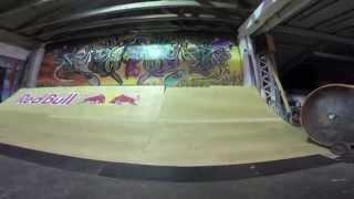5050 Skatepark How To Build A Quarter Pipe