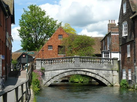 Places To See In ( Winchester - UK )