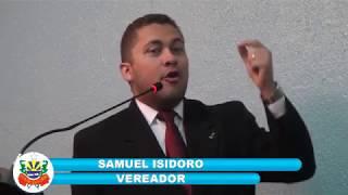 Samuel Isidoro Pronunciamento 08 02 18
