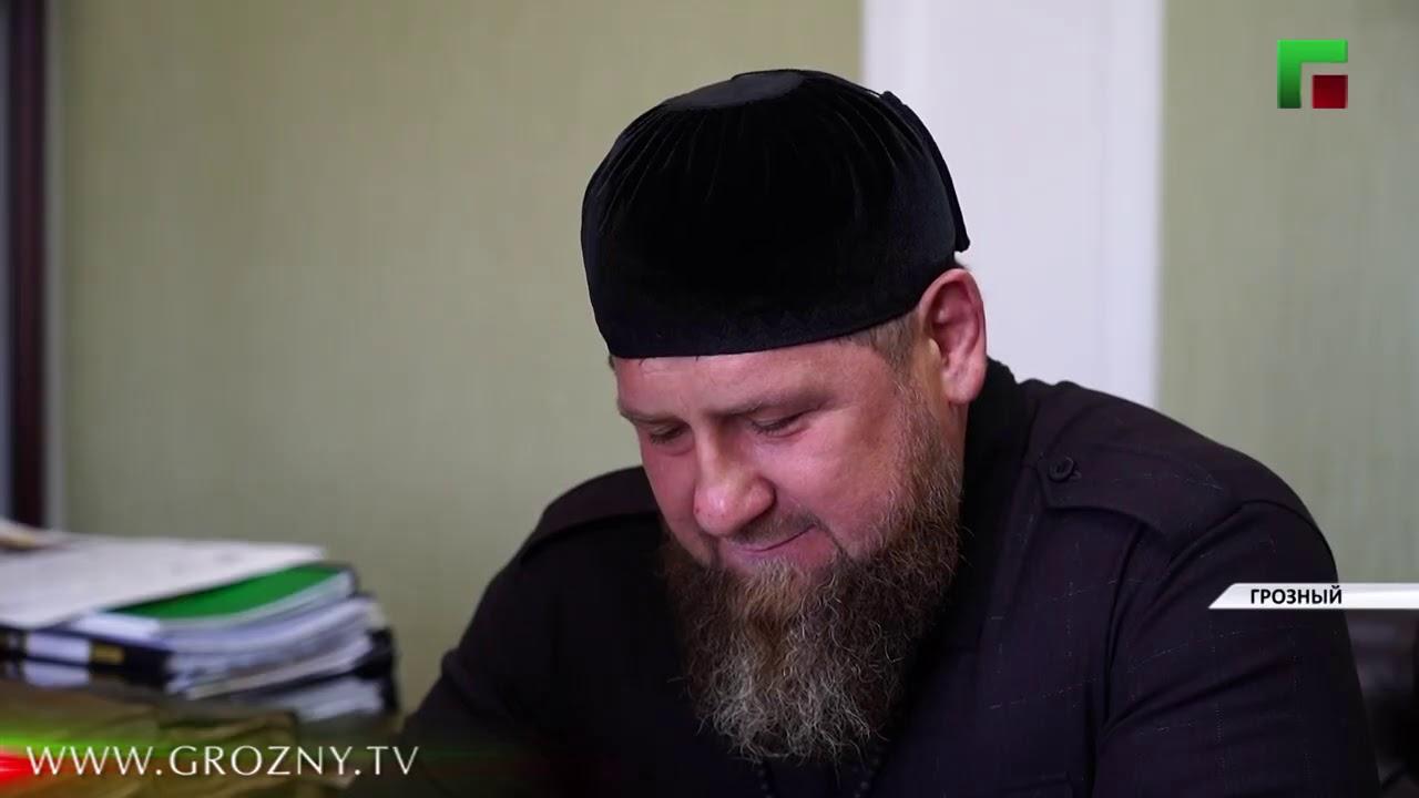 Рамзан Кадыров провел встречу с Салахом Межиевым