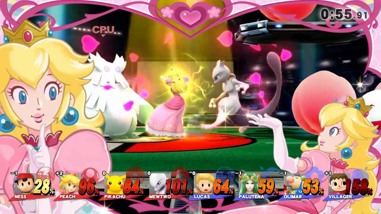 Toon Link Lucas Ness Bowser Jr And Villager Super Smash