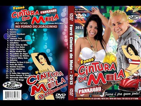 dvd cintura de mola 2012