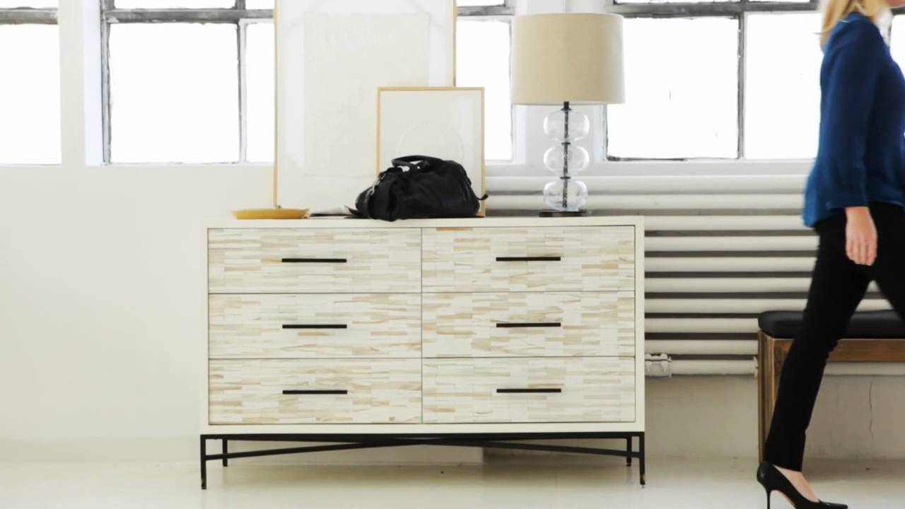 West Elm S Wood Tiled Collection Is Modern And Timeless