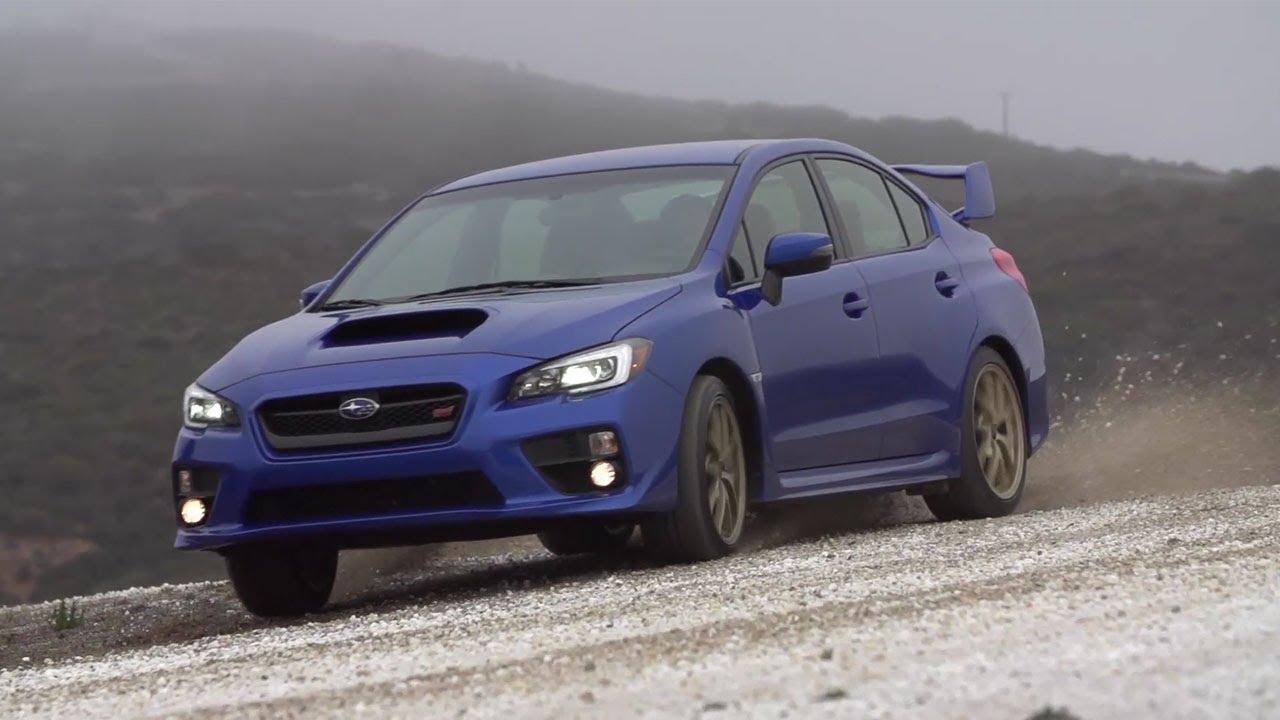 Should You Buy A 2015 Subaru WRX Or A WRX STI?