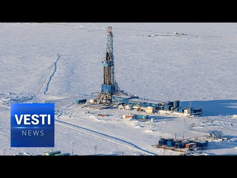 Putin Launches New Gas Field in Yamal! Energy Guaranteed For Next 110 Years AT LEAST!