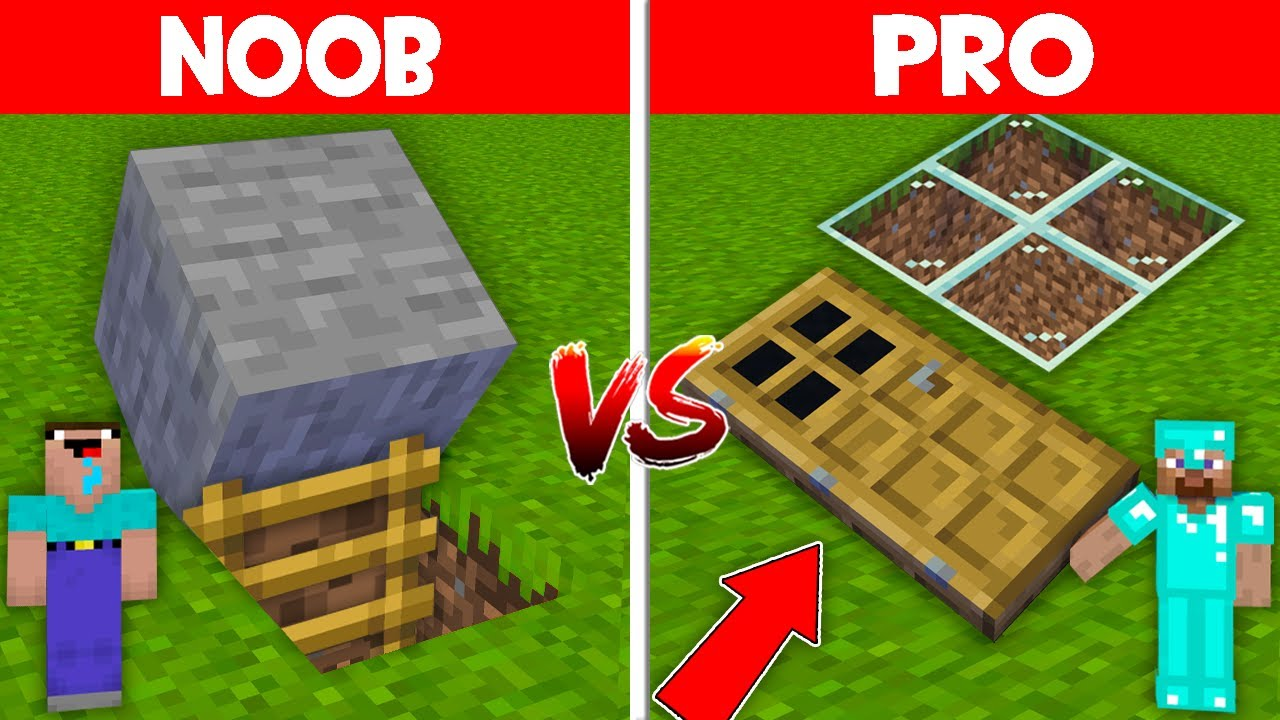 Minecraft NOOB vs PRO: THE MOST SECRET HOUSE IN MINECRAFT CHALLENGE! (Animation)