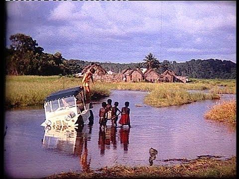 Angola 1968 splendid beaches near Luanda