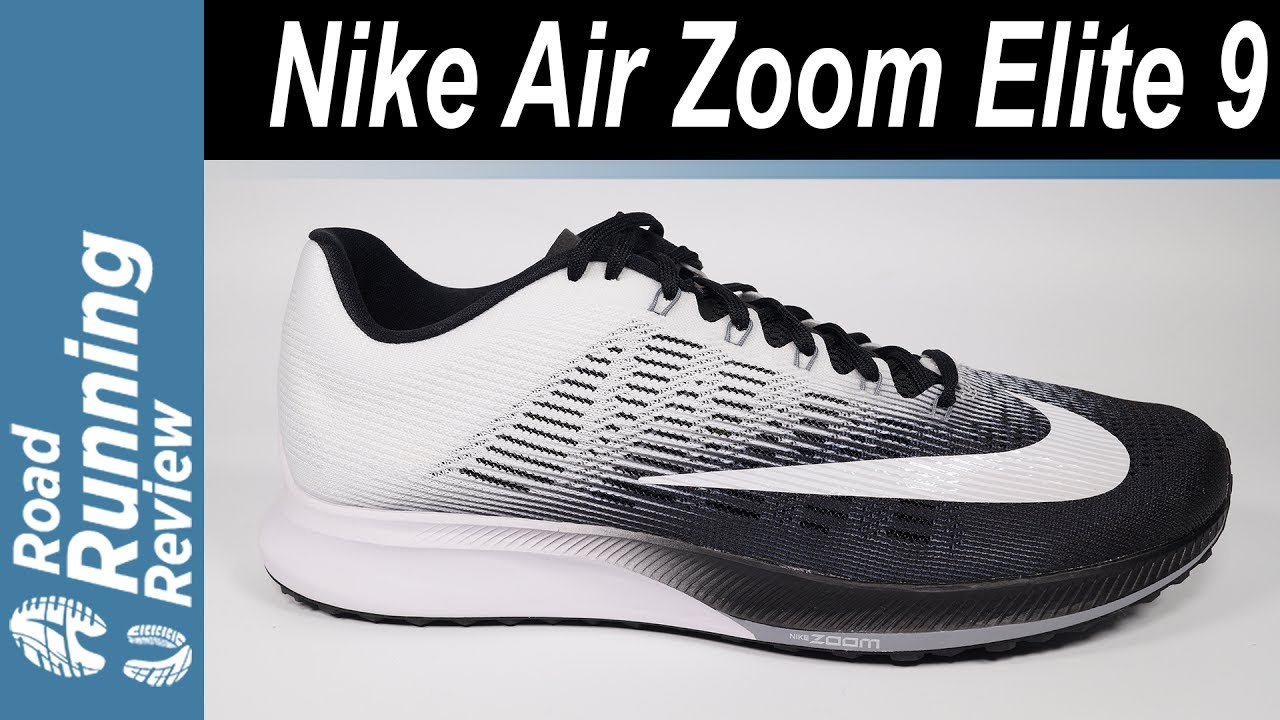 Nike Air Zoom Elite 9 Review