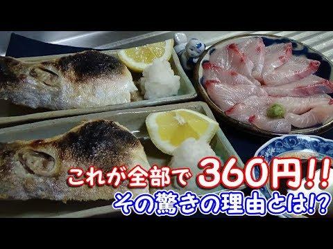 魚を捌く動画