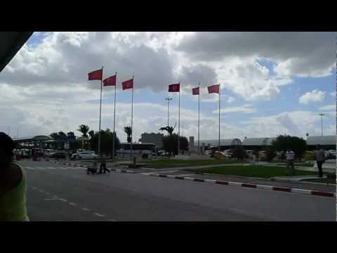 Tunis Carthage Airport Tunisia